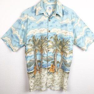 KAHALA Don Ray Collection Hawaiian Shirt